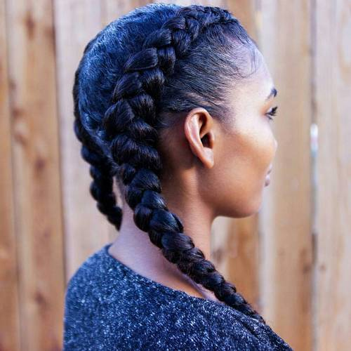 Braids For Natural Hair