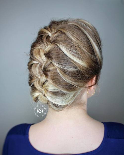 Admirable 20 Stylish And Appropriate Hairstyles For Work Hairstyles For Women Draintrainus