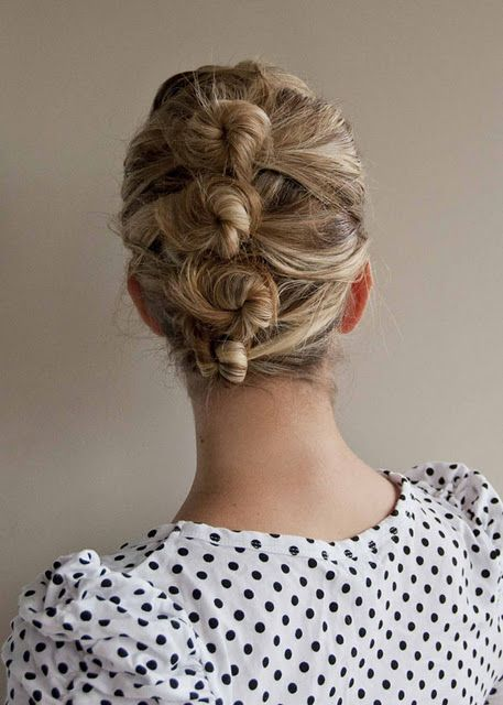 french twist buns