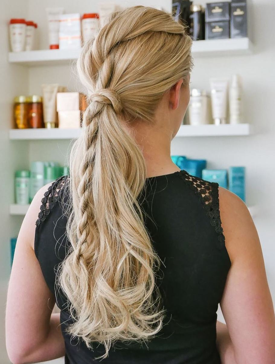 Rope Braid Hairstyles 20 Cute Ideas For 2020