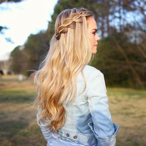 How To: 4 Strand Braid Hairstyles (Step-by-Step Tutorial)