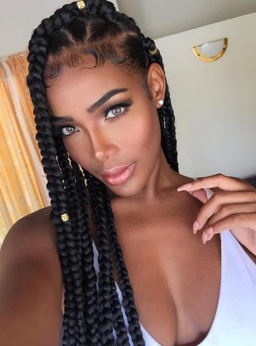 Superb 20 Eye Catching Ways To Style Dookie Braids Hairstyles For Women Draintrainus