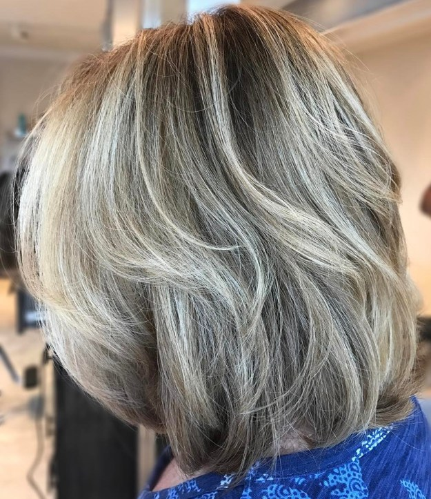 Long Layered Bob Hairstyle