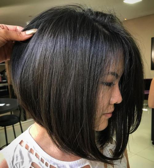 Asian Bob Blowout