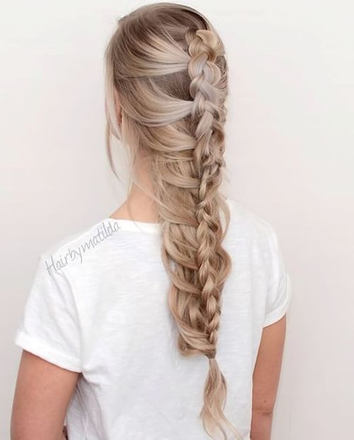 Dutch Mermaid Braid