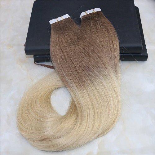 Extensões de cabelo temporárias