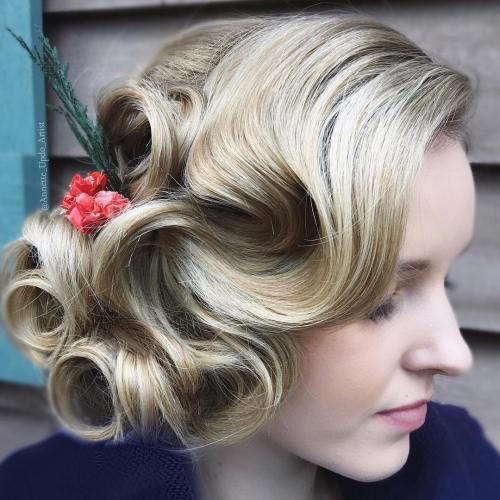 13 Finger Wave Hairstyles You Will Want to Copy d4eb64271