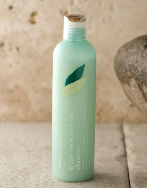 Green Tea Fresh Shampoo