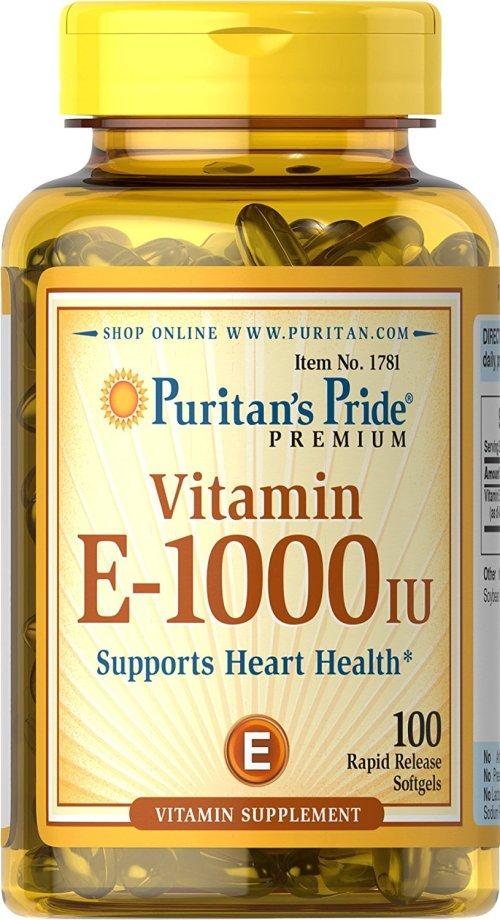 Puritans Pride Vitamin E