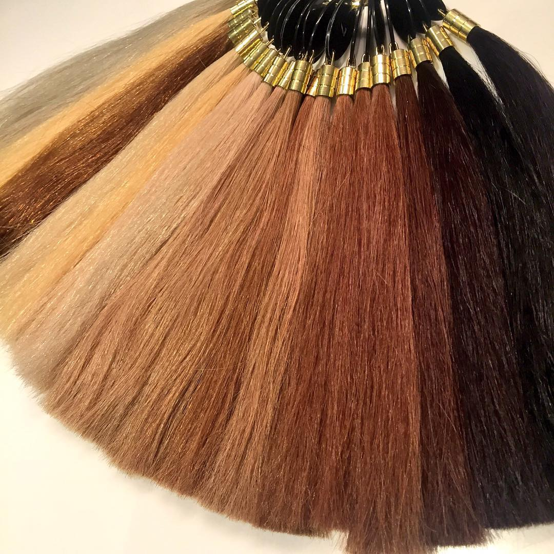 Colors Of Hair Extensions