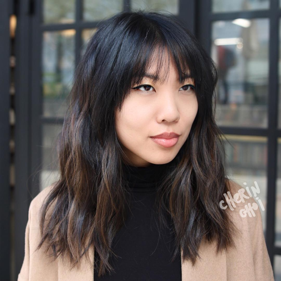 30 Modern Asian Girls\u0027 Hairstyles for 2019