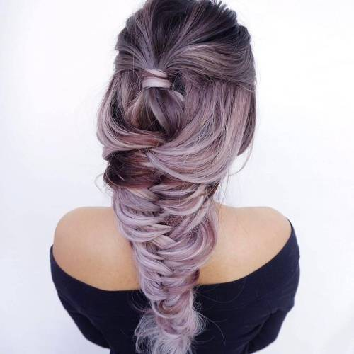 Loose Braid With Extensions