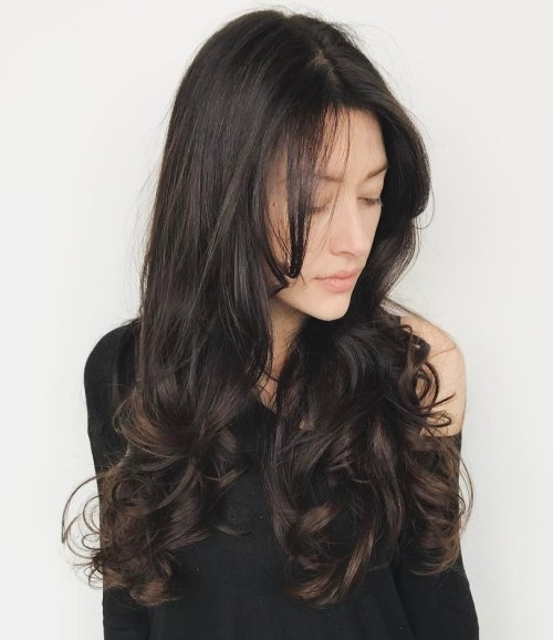 Mermaid Espresso Brown Hair