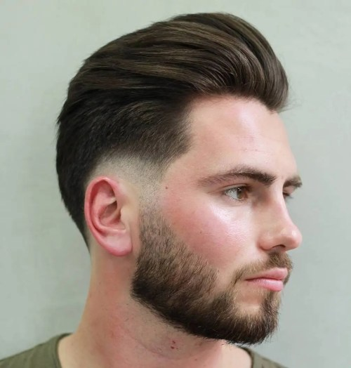 20 Best Drop Fade Haircut Ideas For Men In 2018