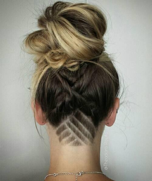 20 Head Turning Haircuts und Frisuren für langes duckes Haar