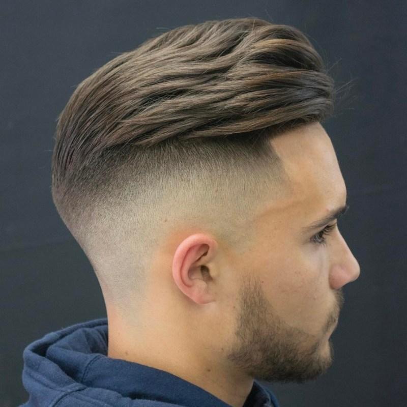Fade Haircut With Long Hair Makeupsite