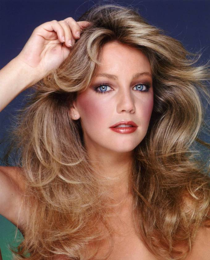 are '80s hairstyles making a comeback?