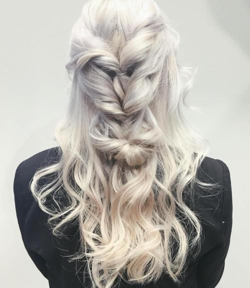 40 Wedding Hairstyles For Long Hair That Really Inspire: 20 Game Of Thrones Inspired Hairstyles