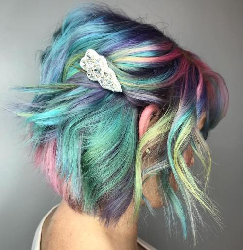 Hair Clip For Mermaid Hair
