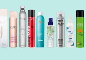 Best Hair Sprays