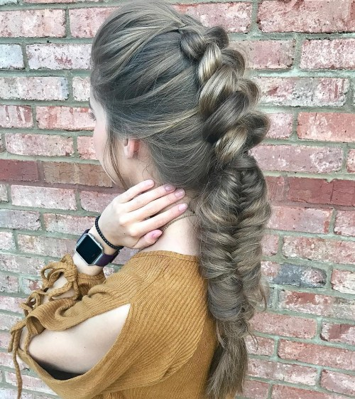 Voluminous In Braid