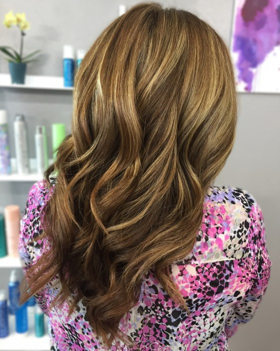 Golden Blonde Higs For Long Thick Hair