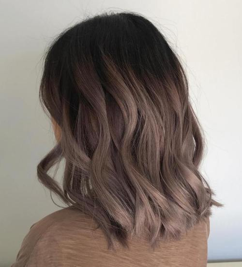 20 Stunning Examples Of Mushroom Brown Hair Color