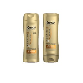 Suave Professionals Keratin Duo Set
