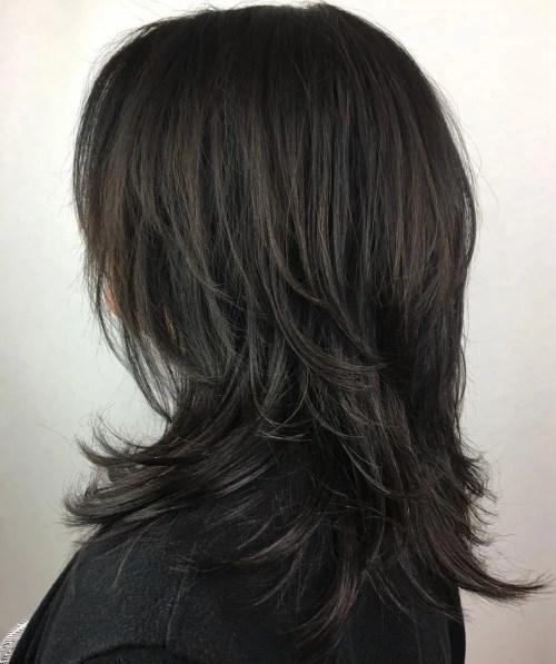 Long, Textured Shag