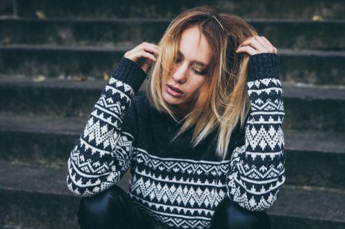 traiter stress perte comment cheveux