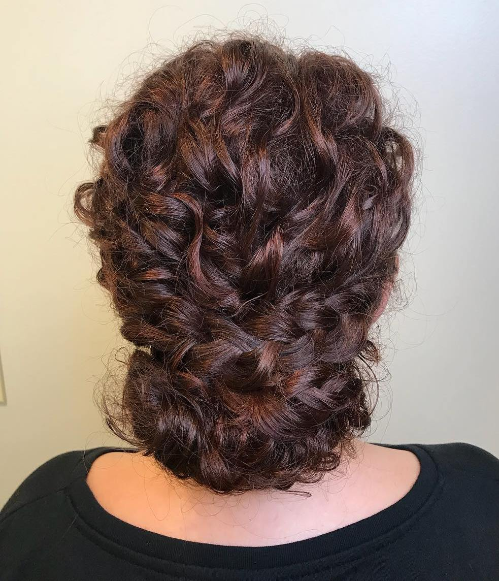20 Braids for Curly Hair That Will Change Your Look