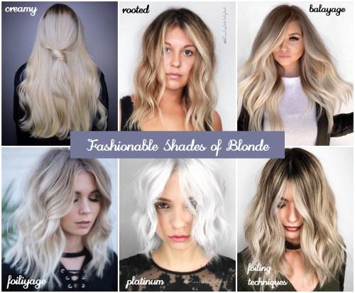 Blonde Hair Hues For 2019