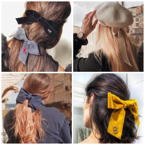 Hair Bows Trend