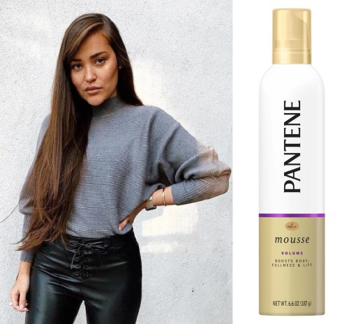Pantene Volume Body Boosting Mousse