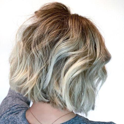 Mushroom Fall Hair Trend
