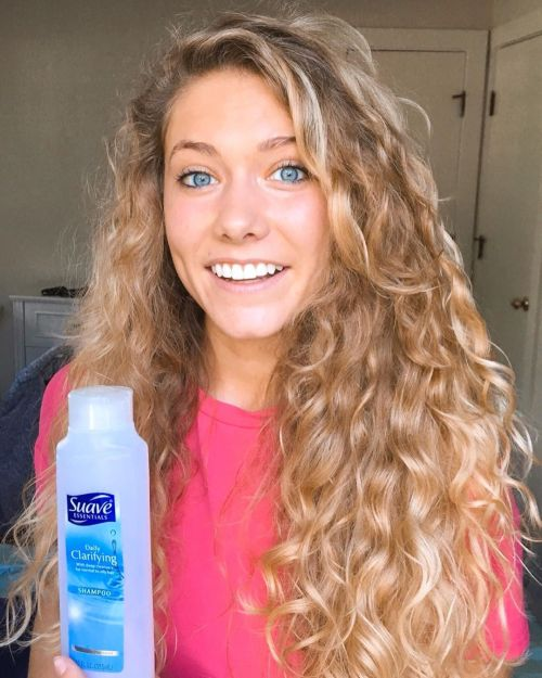Clarifying Routine For Curly Hair
