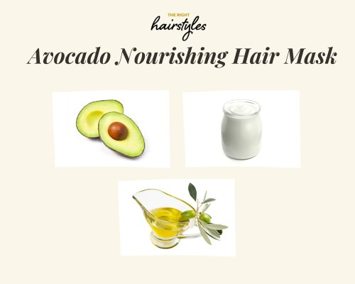 Avocado Nourishing Hair Mask