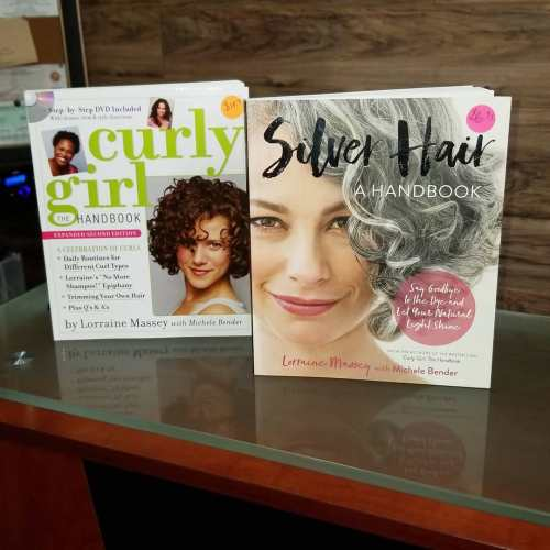 Books For Curly Women