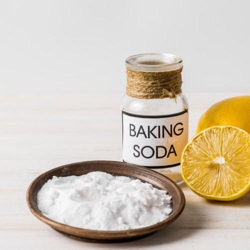 Using Baking Soda for Hair Lightening