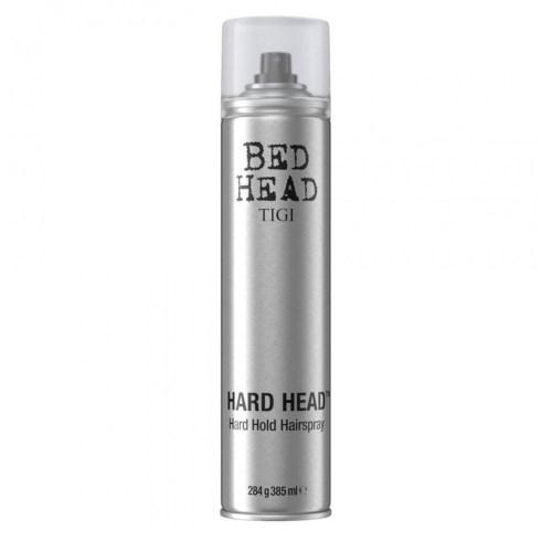 TIGI Bed Hard Head Hairspray