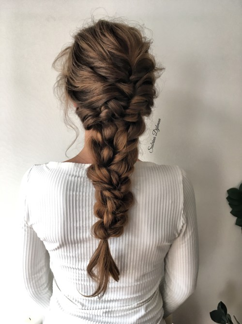 Bohemian Mermaid Braid