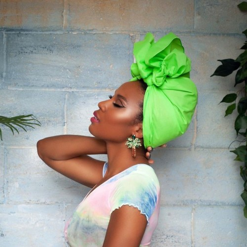 Full Headwrap with a Bow