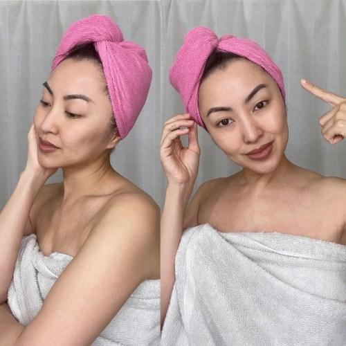 Microfiber Towel Hair Wrap