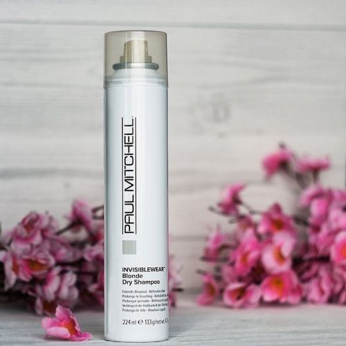 Tinted Dry Shampoo for Blonde Hair