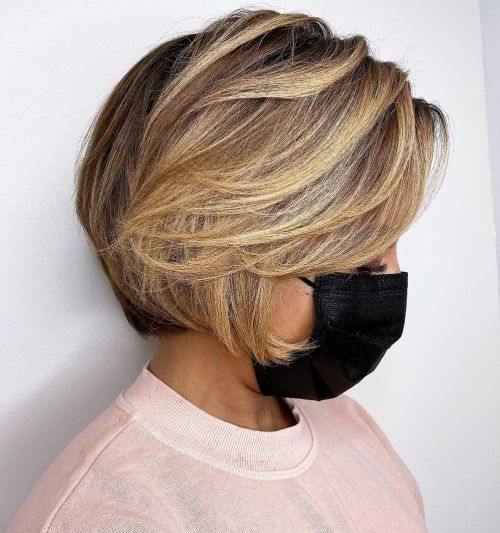 Blonde and Brown Shades Flattering Dark Skin Tones