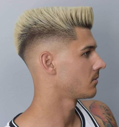 Flat Top Haircut for Men