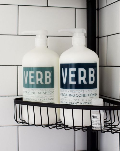 Hydrating Shampoo and Conditioner to Use Before Dyeing Hair