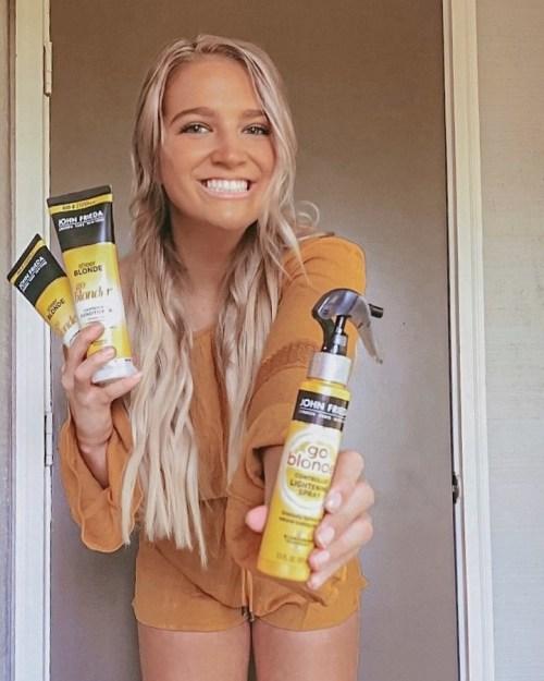 Shampoo to Lighten Blonde Hair
