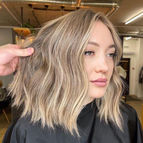 Mushroom Blonde Hair Color