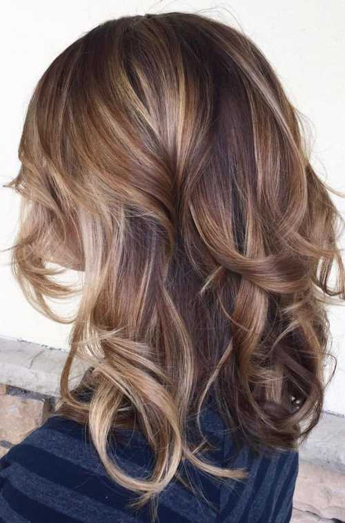 90 balayage hair color ideas with blonde brown and caramel highlights brown and caramel balayage hair pmusecretfo Choice Image